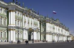 St Petersburg - Hermitage Museum - Russia Stock Image