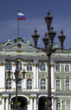 St Petersburg - The Hermitage - Russia stock photos