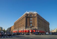 St Petersburg Hotel Astoria immagini stock libere da diritti