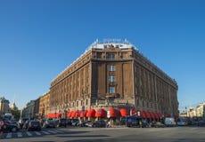 St Petersburg Hotelowy Astoria Obrazy Royalty Free