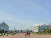St Petersburg i Ryssland Fotografering för Bildbyråer