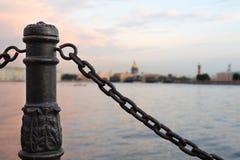 St Petersburg i Ryssland Arkivfoto