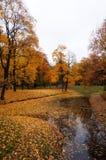 St Petersburg im Herbst Stockfotos