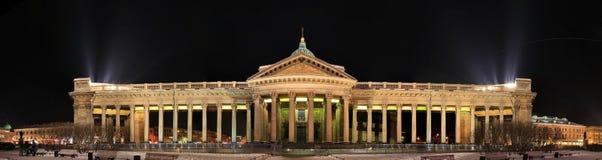 St Petersburg Kazan domkyrka Royaltyfria Foton
