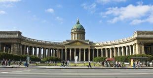 St. Petersburg, Kazanskiy katedra Obraz Royalty Free