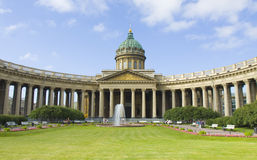 St. Petersburg, Kazansky cathedral Royalty Free Stock Photos