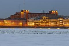 St. - Petersburg. Kutuzov Embankment Royalty Free Stock Image