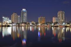 St Petersburg, la Florida Imágenes de archivo libres de regalías