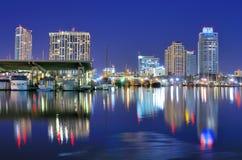 St Petersburg, la Florida Foto de archivo