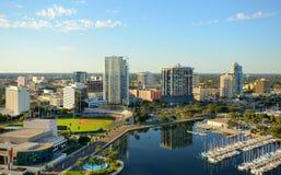 St Petersburg, la Florida Fotografía de archivo libre de regalías