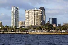 St Petersburg, la Floride. Photographie stock