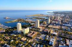 St Petersburg, la Floride Image stock