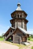 St Petersburg La Russia belfry Nevsky Forest Park fotografia stock libera da diritti