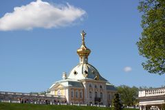 St. Petersburg, Petrograd Royalty Free Stock Photography
