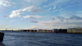 St Petersburg majestueux Photo stock