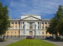 St. Petersburg, Mikhaylovskiy Engineer castle Stock Image