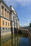 St. Petersburg, Mikhaylovskiy Engineer castle Stock Images