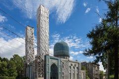 St. Petersburg Mosque Stock Photography