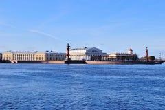 Free St. Petersburg. Neva And The Vasilevsky Island Stock Photography - 17285282