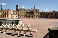 St Petersburg, palácio em Gatchina Imagem de Stock