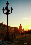 St.Petersburg, Palace Square Royalty Free Stock Photo