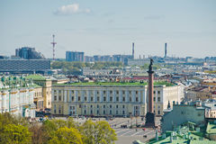 St. Petersburg. Royalty Free Stock Photo