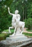 St Petersburg Pavlovsk centaur Fotografia Stock