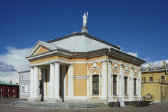 St. Petersburg, Peter and Paul fortress Royalty Free Stock Image