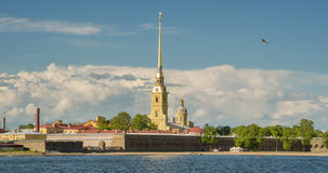 St. Petersburg. Peter and Paul Fortress Stock Image
