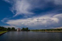 St Petersburg Peterhof Photo stock