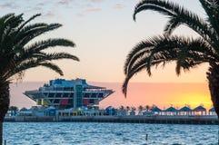 St Petersburg Pier, Florida Stock Image