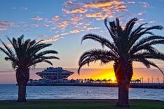 St Petersburg Pier, Florida Royalty Free Stock Photo