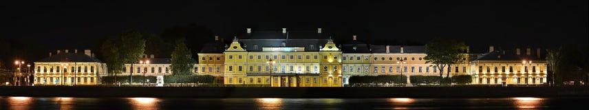 St Petersburg Prince Menshikov Slott Fotografering för Bildbyråer