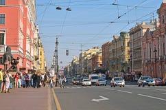 St Petersburg, Rússia Foto de Stock Royalty Free
