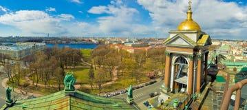 St Petersburg, Rússia foto de stock