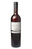 ST PETERSBURG ROSJA, Luty, - 09, 2016: Butelka Conde Otinano Rioja Crianza, El Cidacos, Hiszpania, 2011 Obrazy Stock