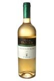 ST PETERSBURG ROSJA, Luty, - 09, 2016: Butelka Isla De Pascua Sauvignon Blanc Valle Del Maule, Chile, 2014 Zdjęcie Royalty Free