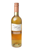 ST PETERSBURG ROSJA, Luty, - 28, 2016: Butelka Terre Allegre Trebbiano Veneto IGT cukierki, Semi, Włochy Obrazy Stock