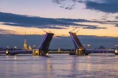St Petersburg Rusia Imagen de archivo libre de regalías