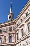 St Petersburg, Rusia, abril de 2019 E fotografía de archivo libre de regalías