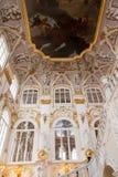 ST PETERSBURG, RUSIA - 23 DE FEBRERO: Museo de ermita del estado, interior, el 23 de febrero de 2017 Imágenes de archivo libres de regalías