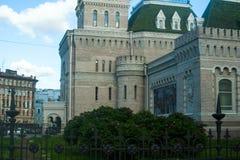 St Petersburg, Rusia - 2 de julio de 2017: El museo del generalísimo Suvorov Imagen de archivo libre de regalías