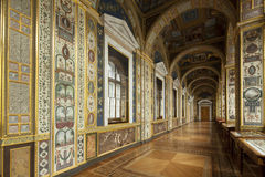 St Petersburg, Rusia - 3 de marzo de 2015: Palacio imperial en el Sa Fotografía de archivo
