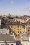 29 06 2017, St Petersburg, Rusia Madrugada en la perspectiva de Nevsky Fotos de archivo libres de regalías