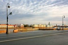 In St. Petersburg, Rusland stock fotografie