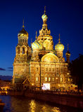 St. Petersburg, Rusland stock foto
