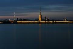 St Petersburg, Rusland Royalty-vrije Stock Afbeelding