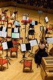 St. Petersburg, Rusland, 24 Juli 2016: Mariinskyconcertzaal in St. Petersburg Royalty-vrije Stock Foto