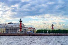 ST PETERSBURG, RUSLAND - JUNI, 2015: Oude voorraad Stock Foto's