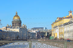 St. Petersburg, Russia Royalty Free Stock Images